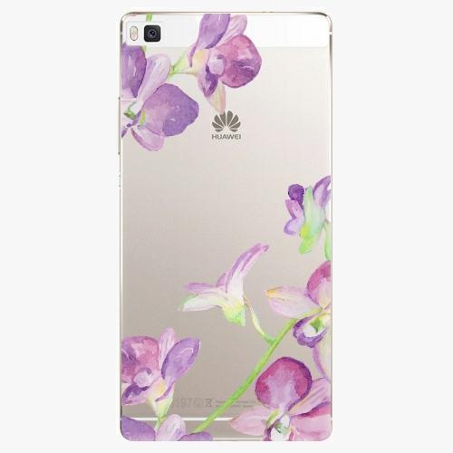 Plastový kryt iSaprio - Purple Orchid - Huawei Ascend P8