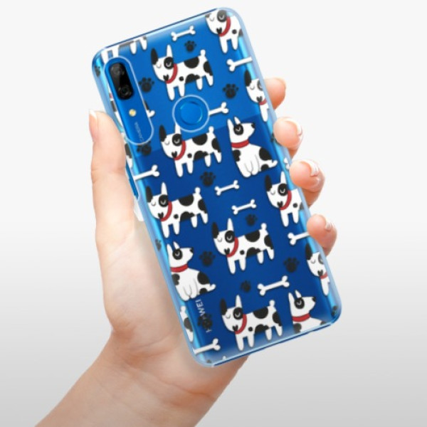Plastové pouzdro iSaprio - Dog 02 - Huawei P Smart Z