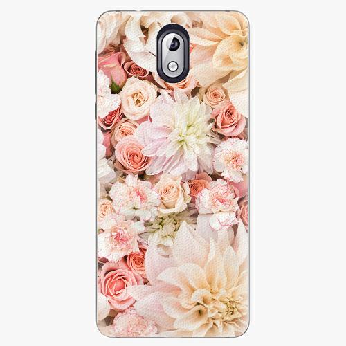 Plastový kryt iSaprio - Flower Pattern 06 - Nokia 3.1