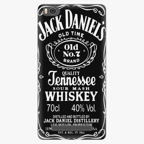 Plastový kryt iSaprio - Jack Daniels - Xiaomi Mi4C