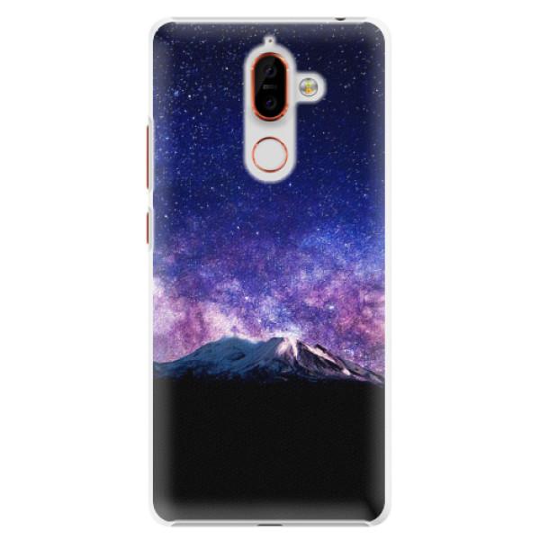 Plastové pouzdro iSaprio - Milky Way - Nokia 7 Plus