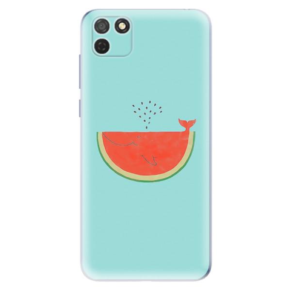 Odolné silikonové pouzdro iSaprio - Melon - Honor 9S