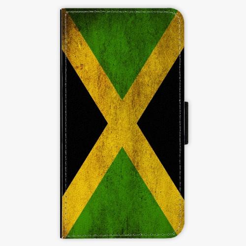 Flipové pouzdro iSaprio - Flag of Jamaica - Lenovo Moto G5