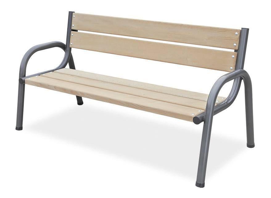 Zahradní dřevěná lavice ROYAL 170cm