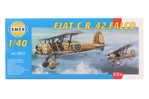 Fiat CR-42 1:40