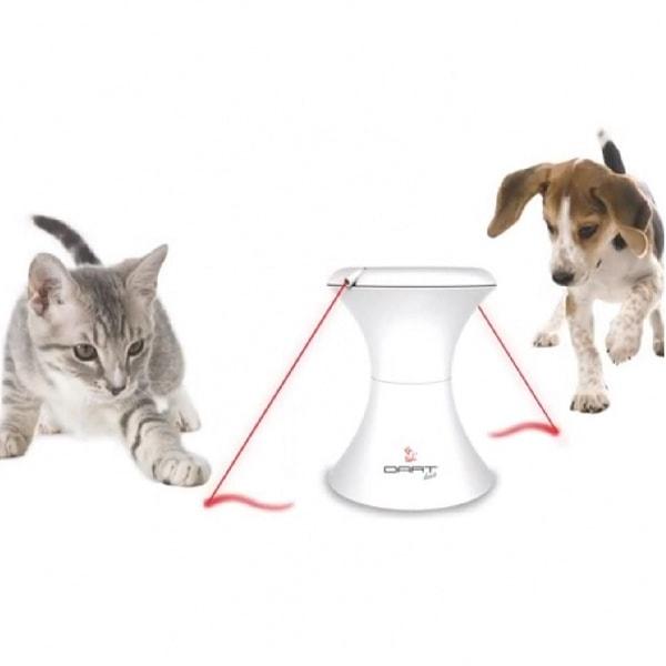Laserová hračka pro psy a kočky FroliCat Dart Duo