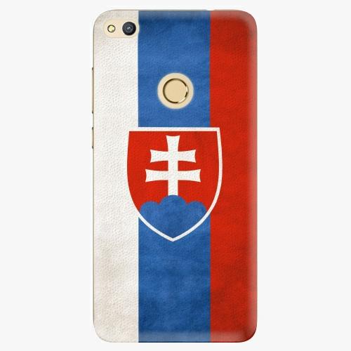 Plastový kryt iSaprio - Slovakia Flag - Huawei Honor 8 Lite