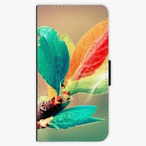 Flipové pouzdro iSaprio - Autumn 02 - Huawei Ascend P8