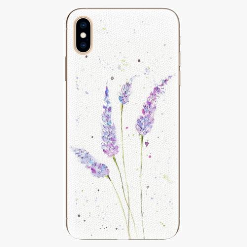 Plastový kryt iSaprio - Lavender - iPhone XS Max
