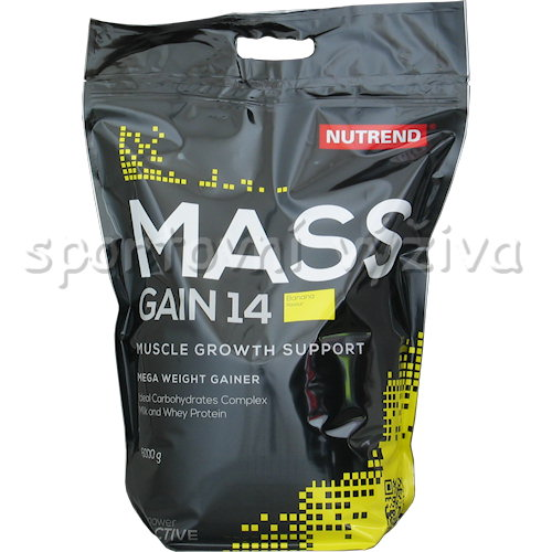 Mass Gain 14 Mega Weight Gainer