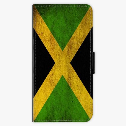 Flipové pouzdro iSaprio - Flag of Jamaica - Samsung Galaxy A3 2017