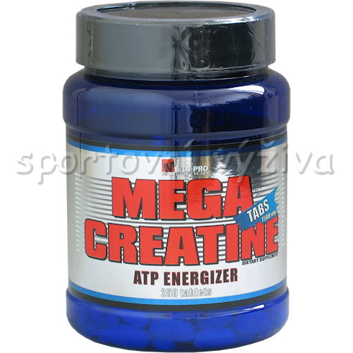 Mega Creatine 1500mg 250 tablet