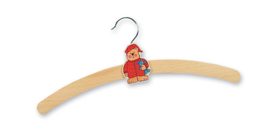 BINO Ramínko Medvěd s čepicí