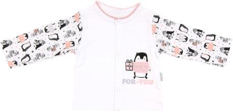 Bavlněná košilka Penguin, roz. 62 - 62 (2-3m)
