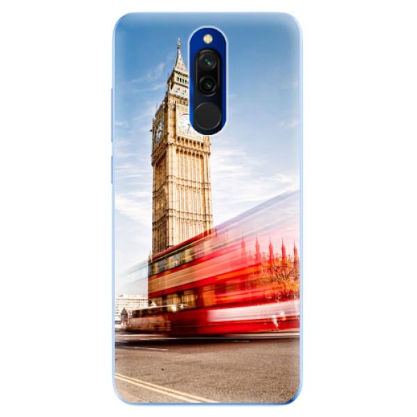 Odolné silikonové pouzdro iSaprio - London 01 - Xiaomi Redmi 8