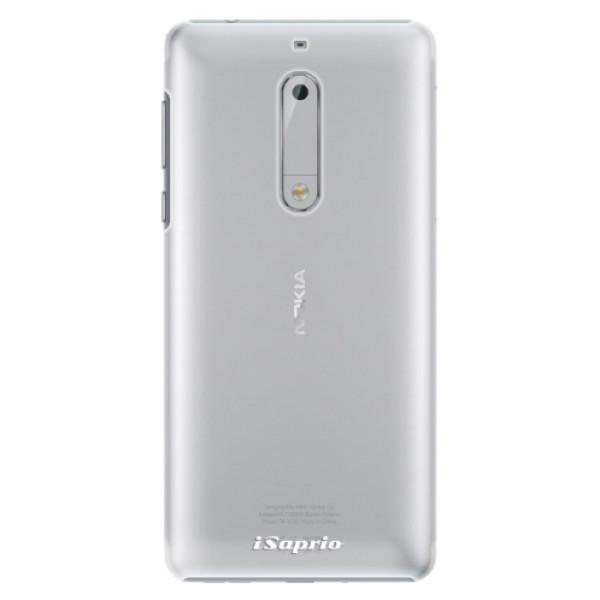 Plastové pouzdro iSaprio - 4Pure - mléčný bez potisku - Nokia 5