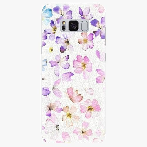 Plastový kryt iSaprio - Wildflowers - Samsung Galaxy S8 Plus