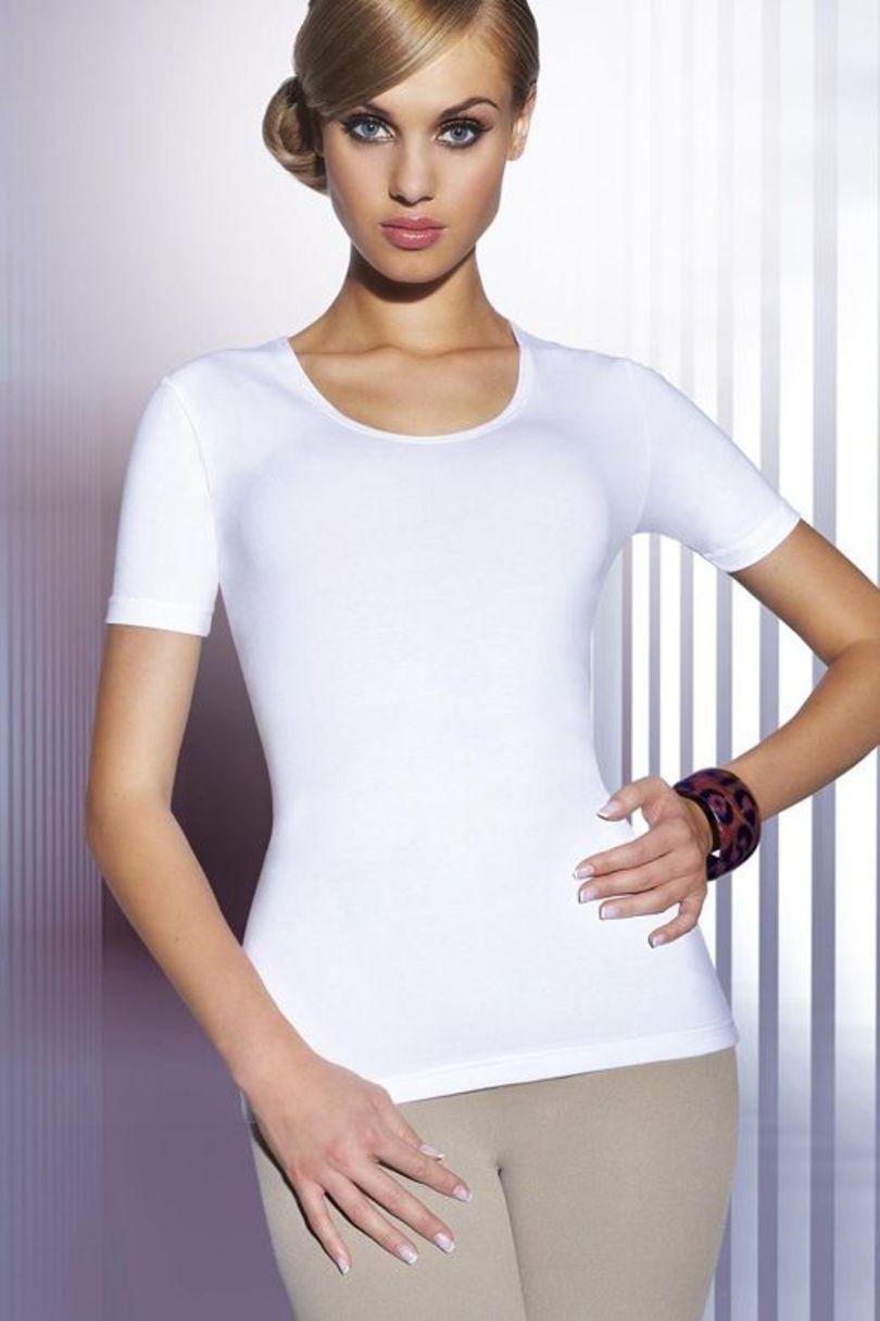 Dámské tričko TESS - DAREX - Černá/S