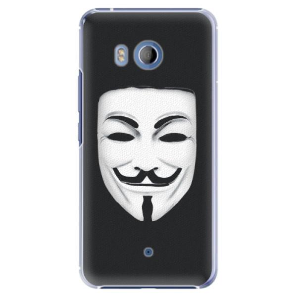 Plastové pouzdro iSaprio - Vendeta - HTC U11