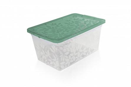 Jasmine- úložný kontejner/box s víkem 2l