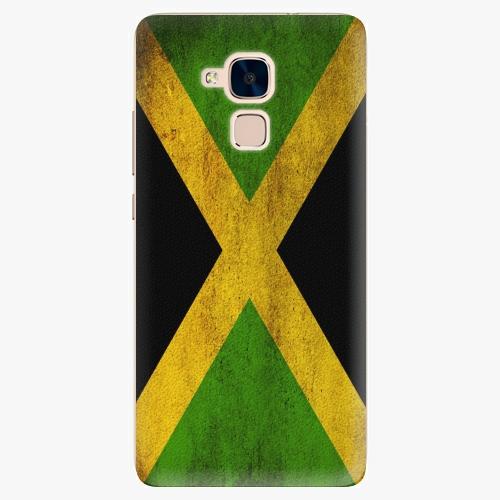 Plastový kryt iSaprio - Flag of Jamaica - Huawei Honor 7 Lite
