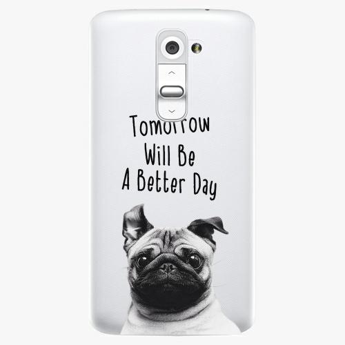 Plastový kryt iSaprio - Better Day 01 - LG G2 (D802B)