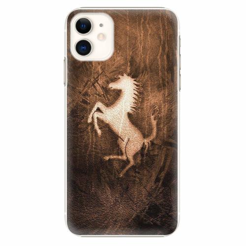 Plastový kryt iSaprio - Vintage Horse - iPhone 11