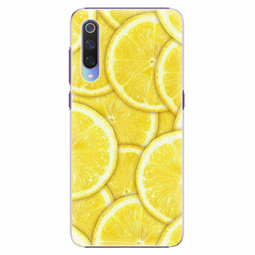 Plastový kryt iSaprio - Yellow - Xiaomi Mi 9