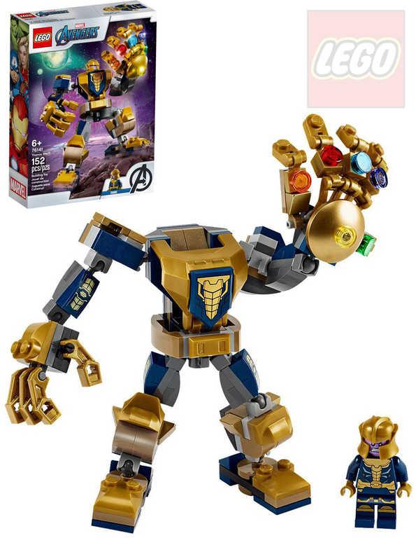 LEGO SUPER HEROES Thanosův robot 76141 STAVEBNICE