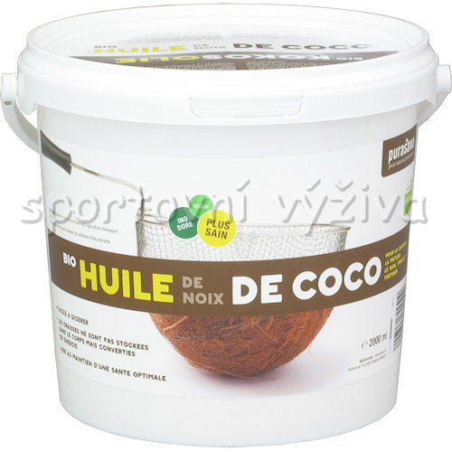Coconut Oil 2000ml