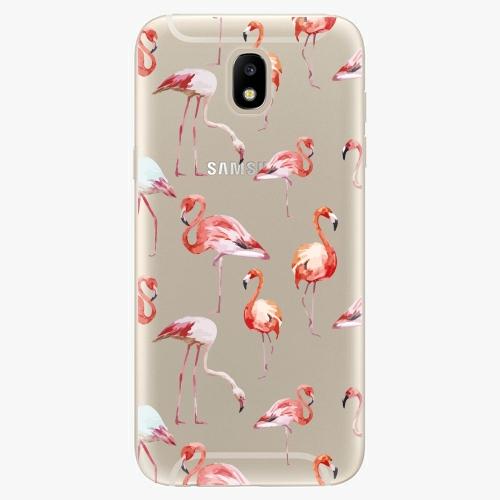 Plastový kryt iSaprio - Flami Pattern 01 - Samsung Galaxy J5 2017
