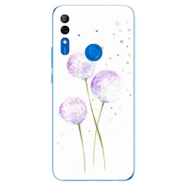 Odolné silikonové pouzdro iSaprio - Dandelion - Huawei P Smart Z