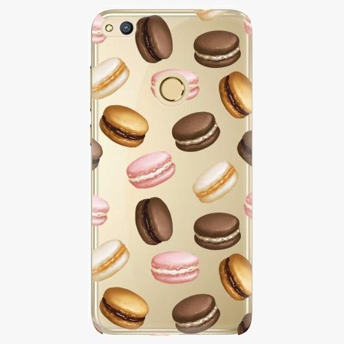 Plastový kryt iSaprio - Macaron Pattern - Huawei Honor 8 Lite