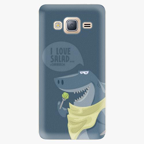 Plastový kryt iSaprio - Love Salad - Samsung Galaxy J3