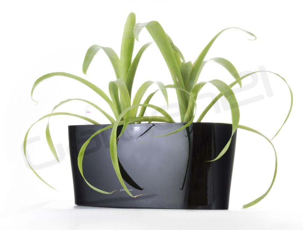 Samozavlažovací květináč G21 Combi mini černý 40cm