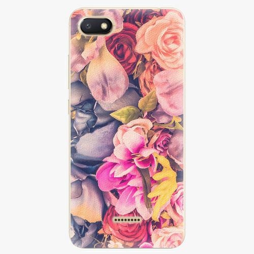 Plastový kryt iSaprio - Beauty Flowers - Xiaomi Redmi 6A