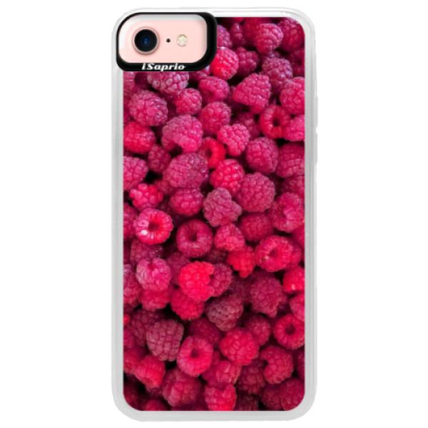 Neonové pouzdro Pink iSaprio - Raspberry - iPhone 7