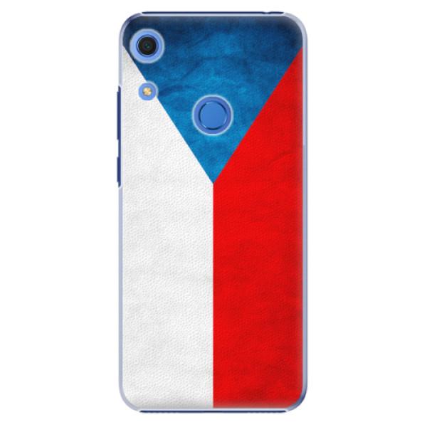 Plastové pouzdro iSaprio - Czech Flag - Huawei Y6s