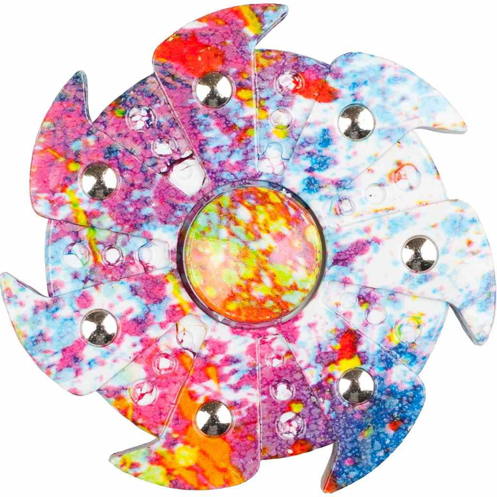Fidget Spinner Bayo - multicolor