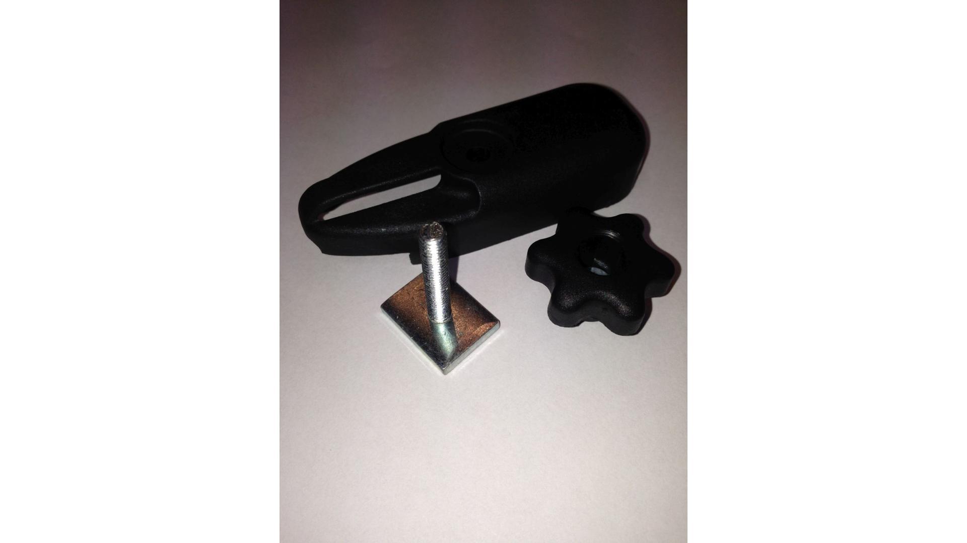 """Taurus """"T"""" adaptér pro strešní boxy na hliníkové nosníky"""