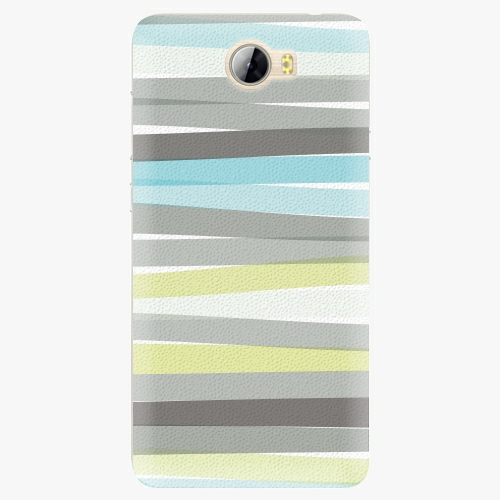 Plastový kryt iSaprio - Stripes - Huawei Y5 II / Y6 II Compact