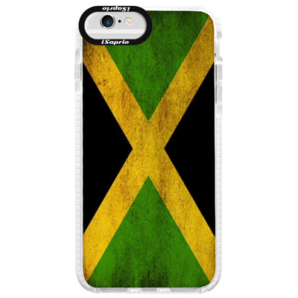 Silikonové pouzdro Bumper iSaprio - Flag of Jamaica - iPhone 6 Plus/6S Plus