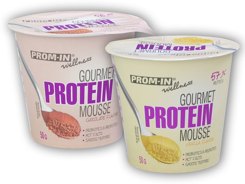 Gourmet Protein Mousse