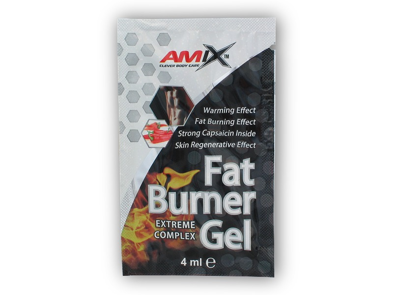 Fat Burner Gel 4ml