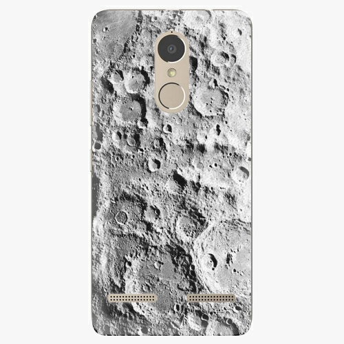 Plastový kryt iSaprio - Moon Surface - Lenovo K6
