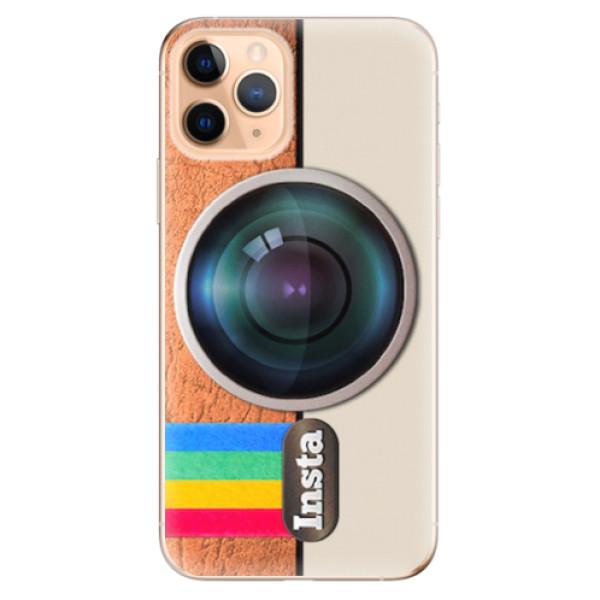 Odolné silikonové pouzdro iSaprio - Insta - iPhone 11 Pro