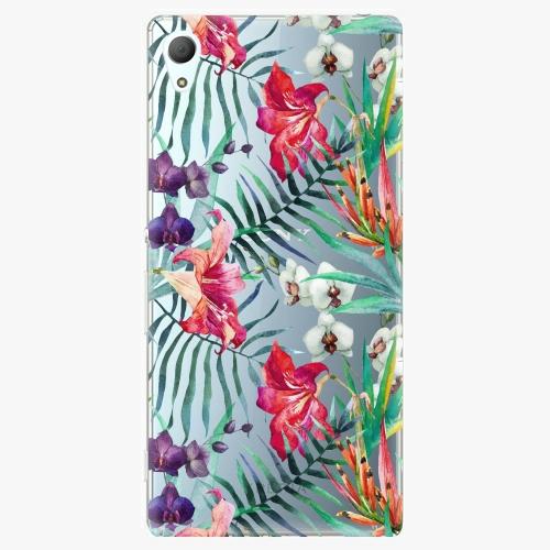 Plastový kryt iSaprio - Flower Pattern 03 - Sony Xperia Z3+ / Z4