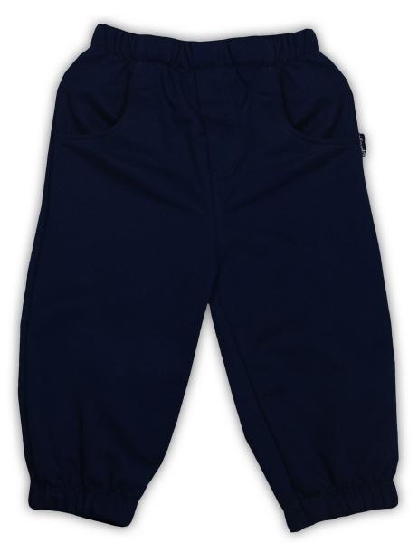 Tepláčky/kalhoty NICOL PIRÁTI - tmavě modrá