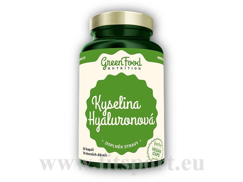 Kyselina hyaluronová 60 vegan kapslí
