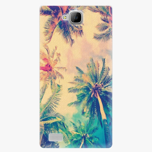 Plastový kryt iSaprio - Palm Beach - Huawei Honor 3C